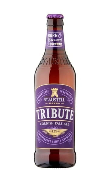 St Austell Tribute 500ml x12 - Sky Wines home delivery