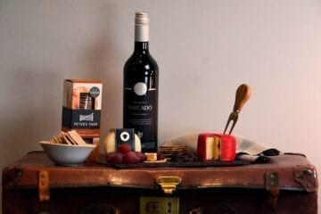 Marcado Merlot Hamper - Sky Wines home delivery
