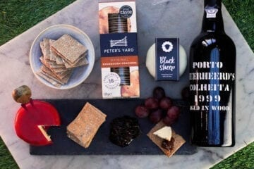 Feuerheerd Port Colheita Hamper - Sky Wines home delivery