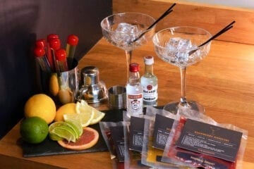 Mixology Kit for Two Hamper - Sky Wines home delivery