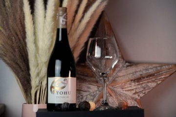 Tohu Pinot Noir Wine Hamper - Sky Wines home delivery