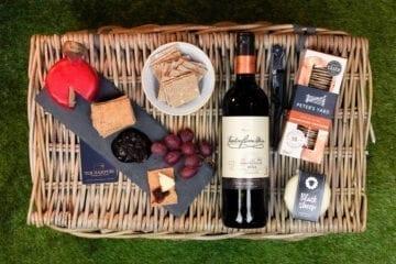 Fastino Rioja Hamper - Sky Wines home delivery