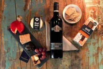Berton Black Shiraz Hamper - Sky Wines home delivery