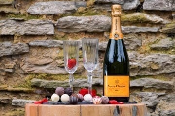 Verve Clique Champagne Hamper - Sky Wines home delivery