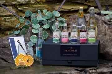 Warners 5cl Gin Hamper - Sky Wines home delivery