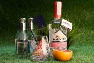 Warners Spring Blossom Gin Hamper + Free Glass - Sky Wines home delivery