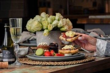Afternoon Tea Delight Hamper - Sky Wines home delivery