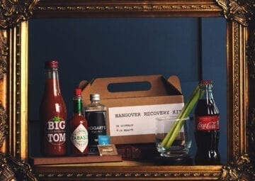 Hangover Hamper - Sky Wines home delivery