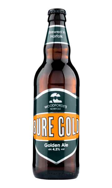 woodfordes Bure Gold 500ml x8 - Sky Wines home delivery