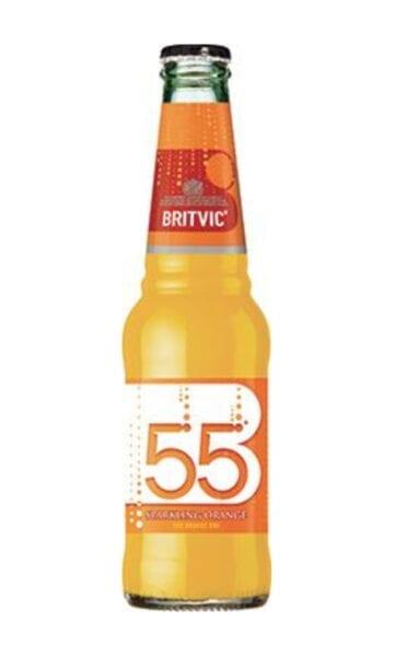 Britvic 55 Orange 275ml x24 - Sky Wines home delivery