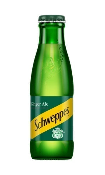 Schweppes Canada Dry 125ml x24 - Sky Wines home delivery