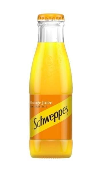 Schweppes Orange Juice 125ml x24 - Sky Wines home delivery