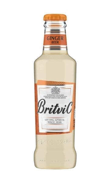 Britvic Ginger Beer 200ml x24 - Sky Wines home delivery
