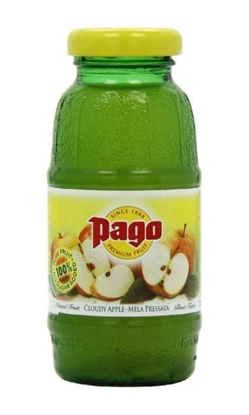 Pago Apple Juice 200ml x12 - Sky Wines home delivery