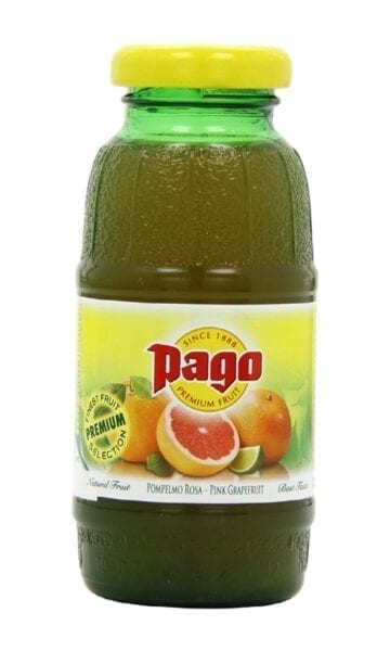 Pago Pink Grapefruit 200ml x12 - Sky Wines home delivery