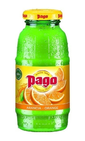 Pago Orange Juice 200ml x12 - Sky Wines home delivery
