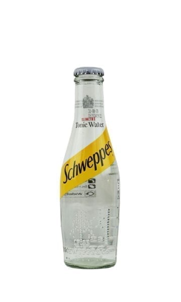 Schweppes Slimline Tonic 200ml x24 - Sky Wines home delivery