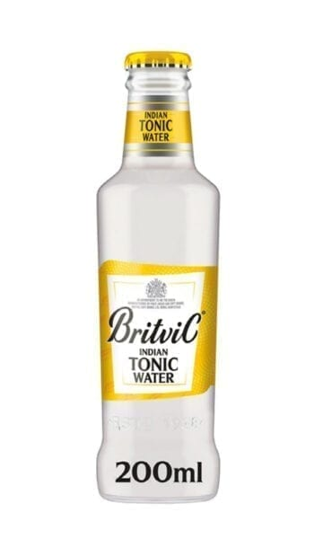 Britvic Indian Tonic 200ml x24 - Sky Wines home delivery