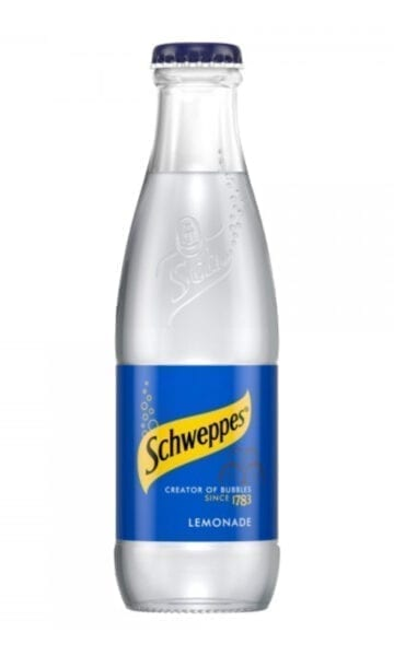 Schweppes Lemonade 200ml x24 - Sky Wines home delivery