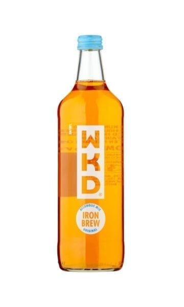 WKD Iron Brew 275ml x24 - Sky Wines home delivery