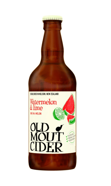 Old Mout Watermelon & Lime 500ml (Pack of 12) - Sky Wines home delivery