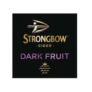 Strongbow Dark fruits 11gl 4% - Sky Wines home delivery
