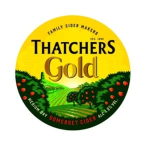 Thatchers Gold 11gl 4.8% - Sky Wines home delivery