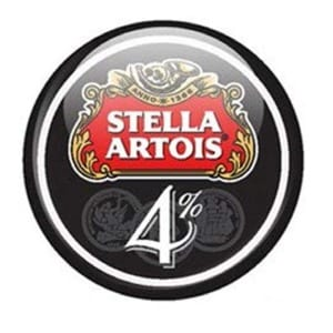 Stella Artois 11gl 4% - Sky Wines home delivery